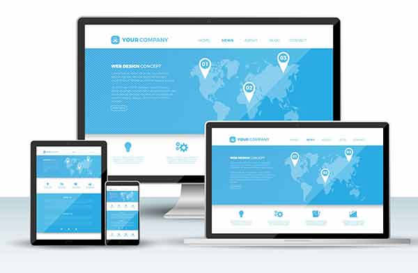 website design website development company